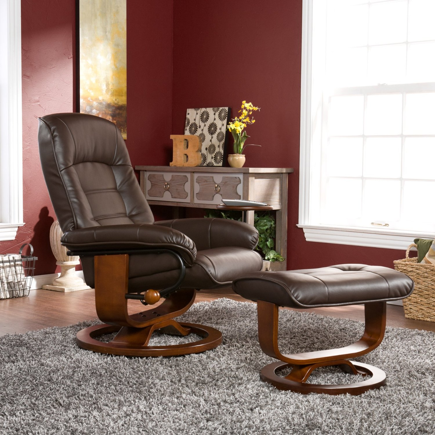 The Stressless Chair is the Best Chair Ever!