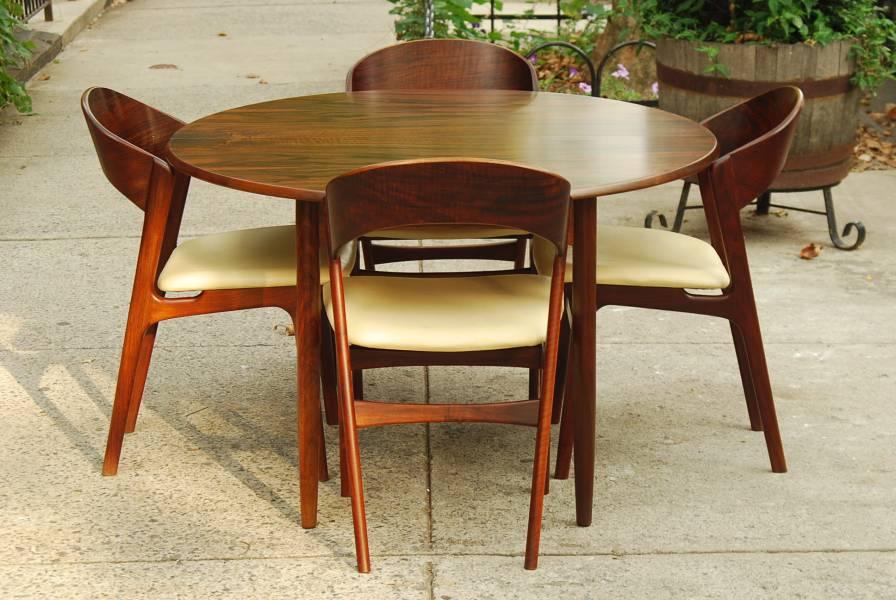 Teak dining room furniture