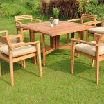 Tips for Choosing a Gorgeous Teak Dining Table