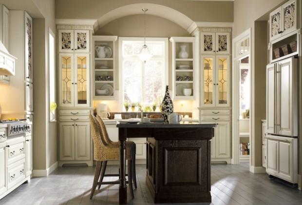 Thomasville kitchen cabinets