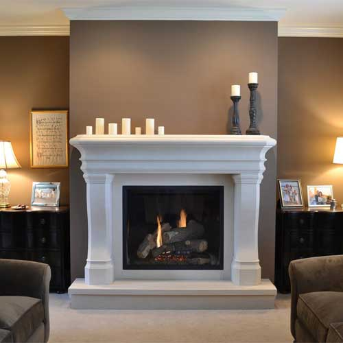 Town and country fireplace tc36
