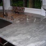 White Granite Kitchen Countertops Pictures
