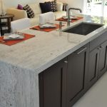 White Grey Granite Countertops