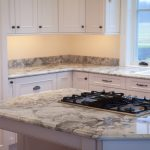 White Kashmir Granite Countertops