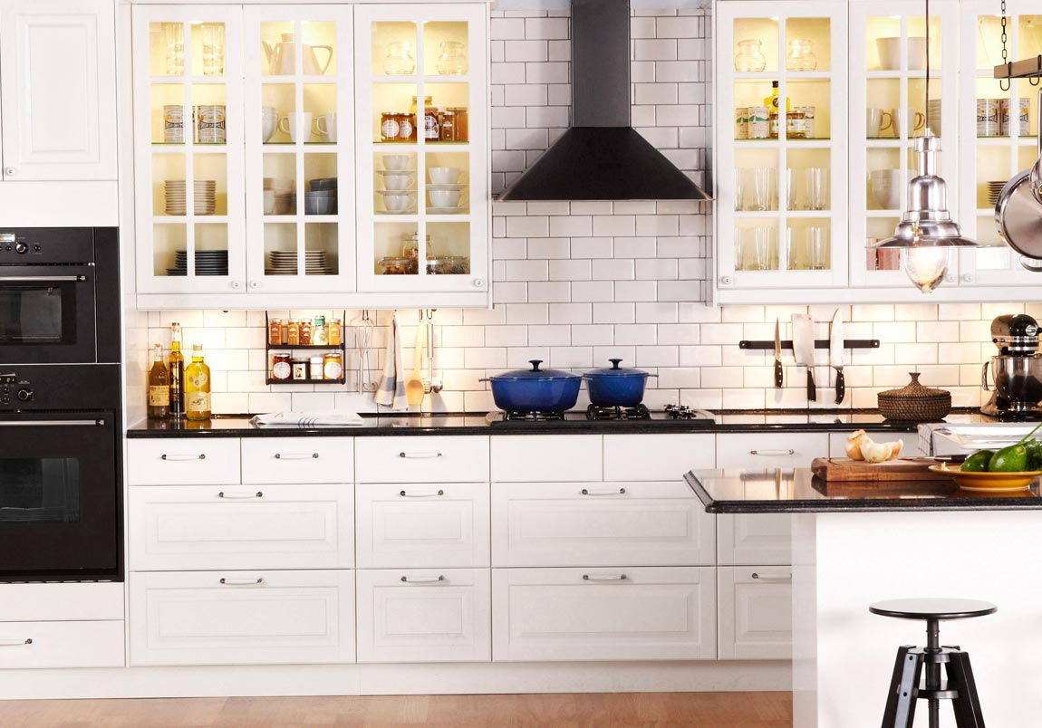 IKEA Kitchens – a One Stop Shop for a Modern Kitchen