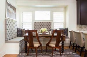 Create a Beautiful Kitchen Banquette