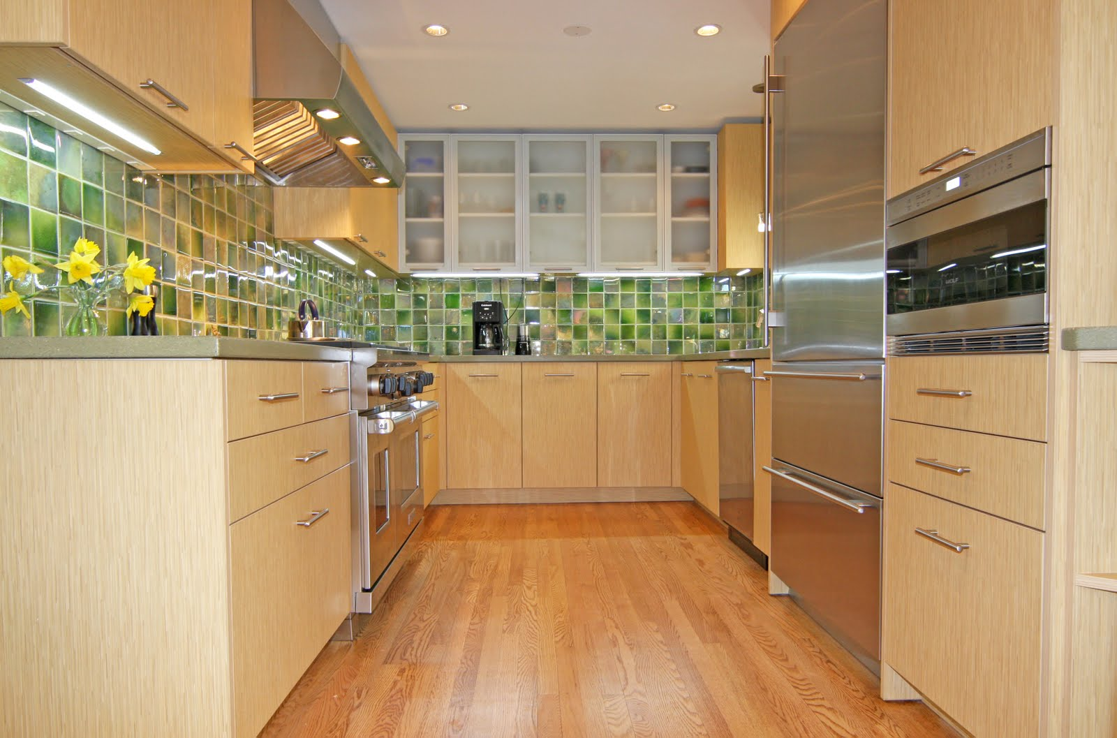 Galley Kitchen Ideas and Photos