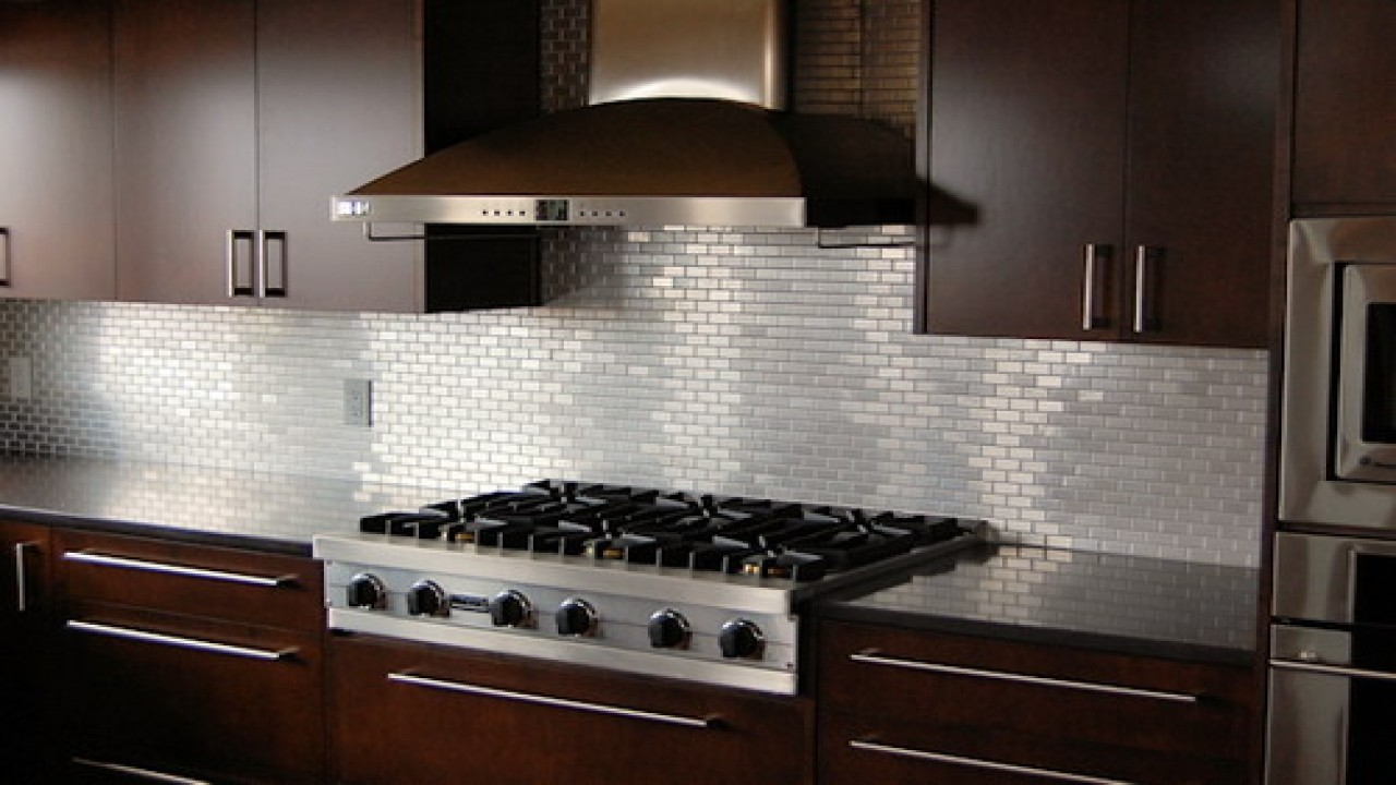 Kitchen Backsplash Ideas and Photos