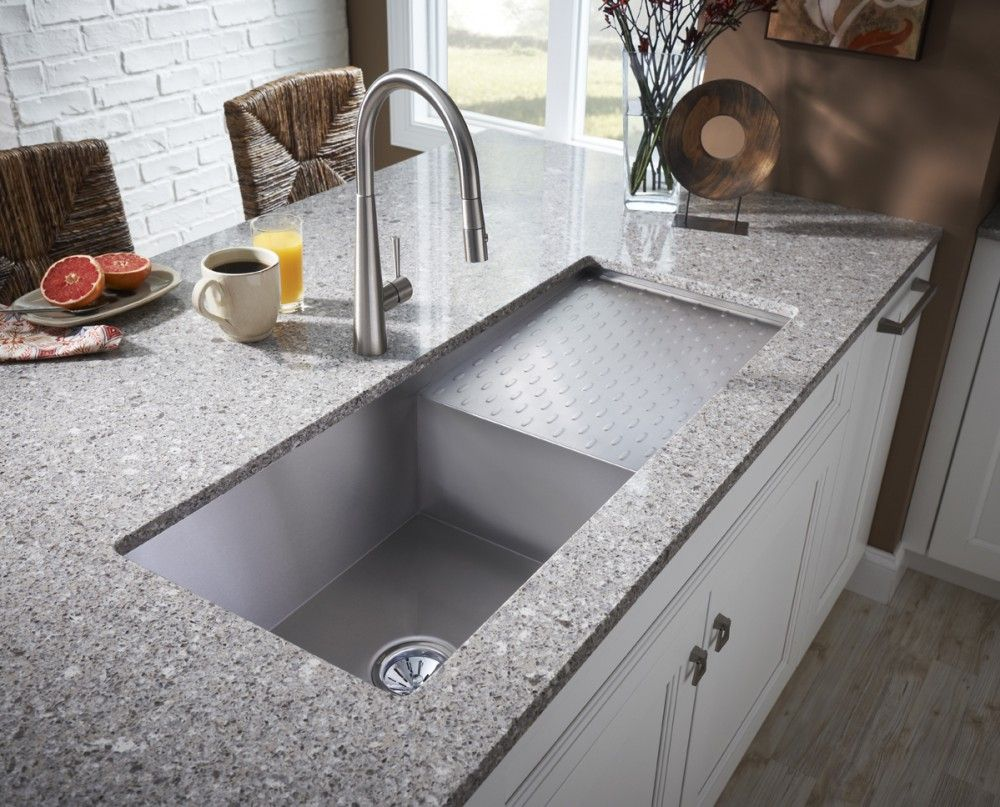 Alternatives to Undermount Kitchen Sinks