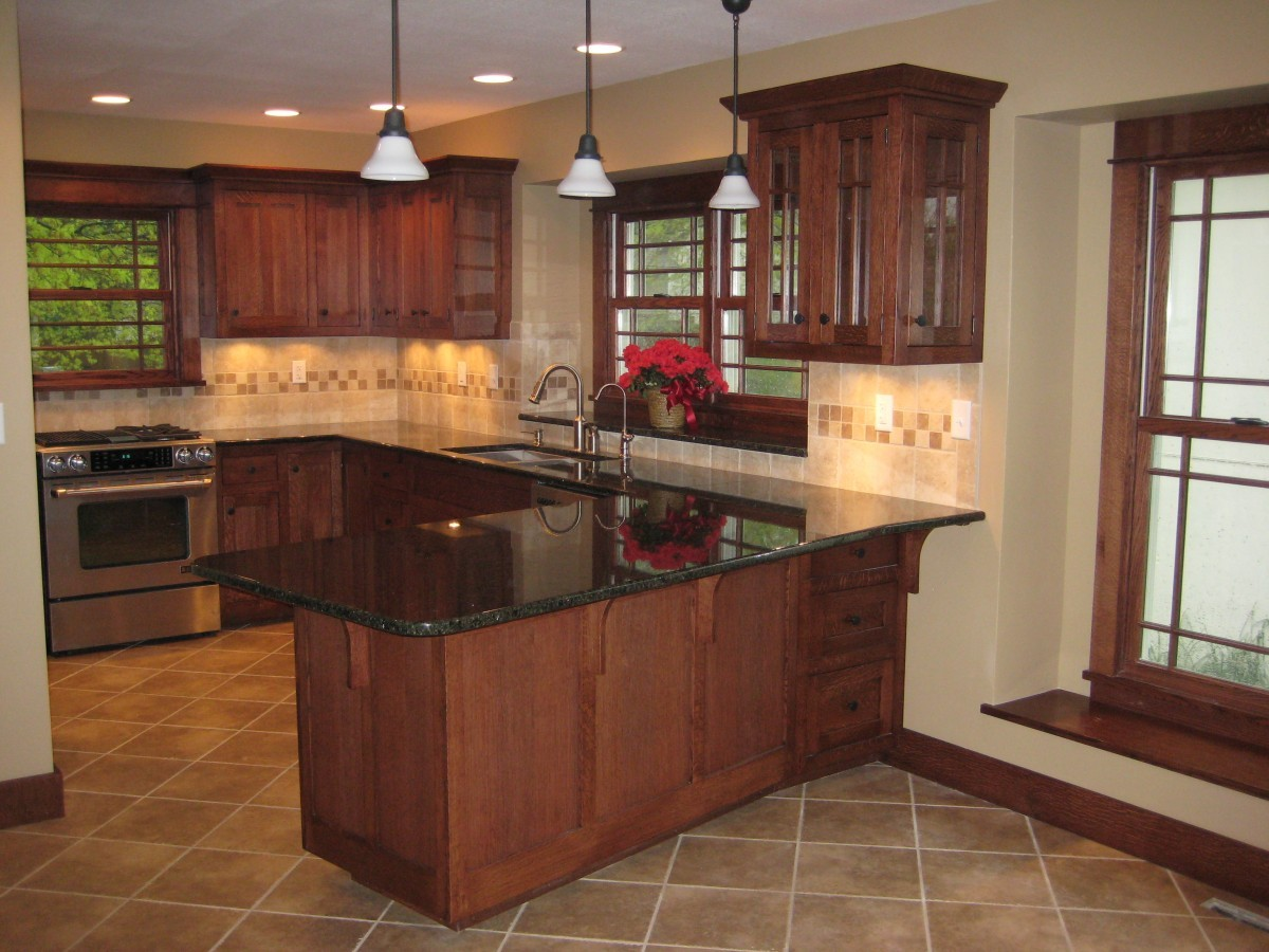 Flooring Ideas for Remodeled Kitchens