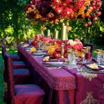 Fall Wedding Table Decor