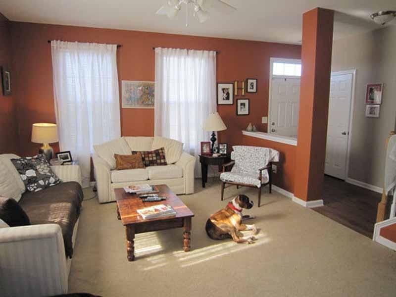 Living room furniture arrangements