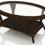 outdoor-wicker-coffee-table