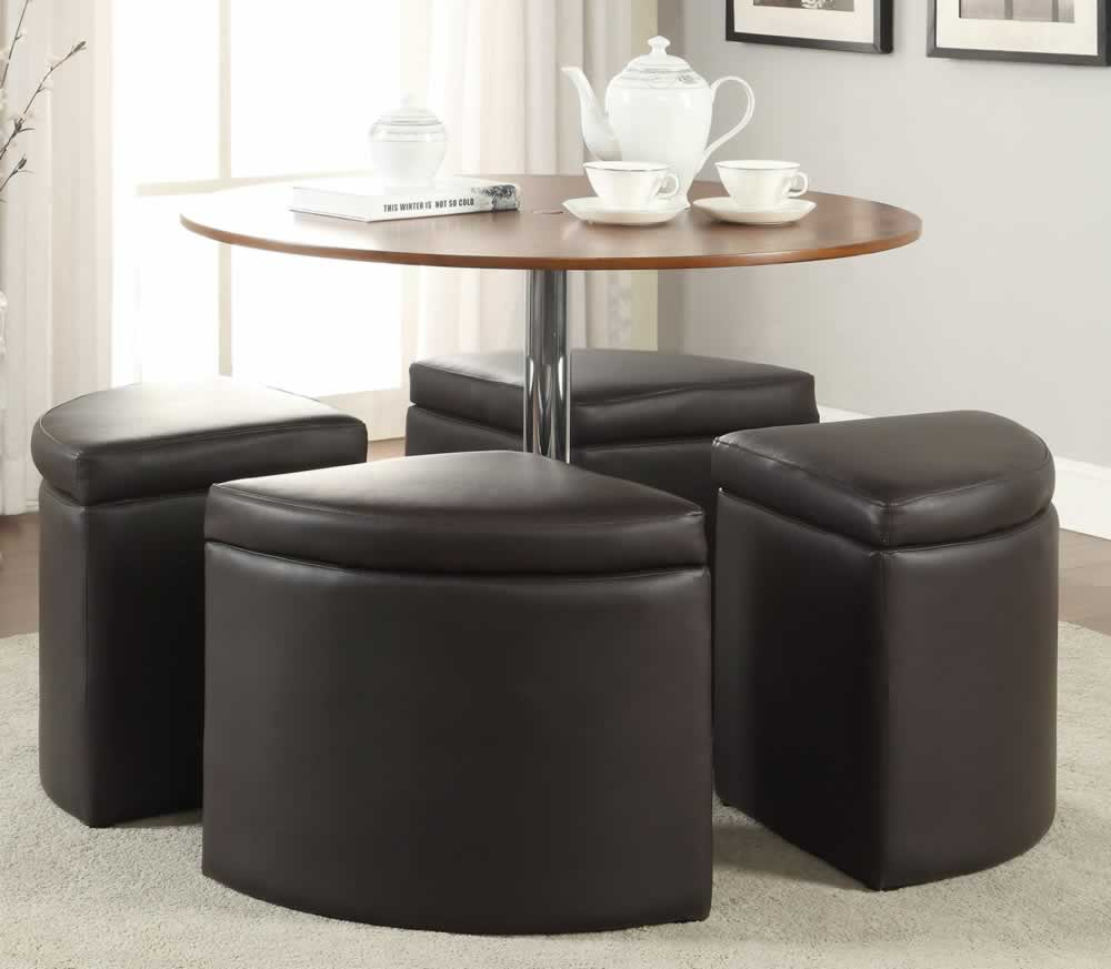 Storage Coffee Table Ottomans A