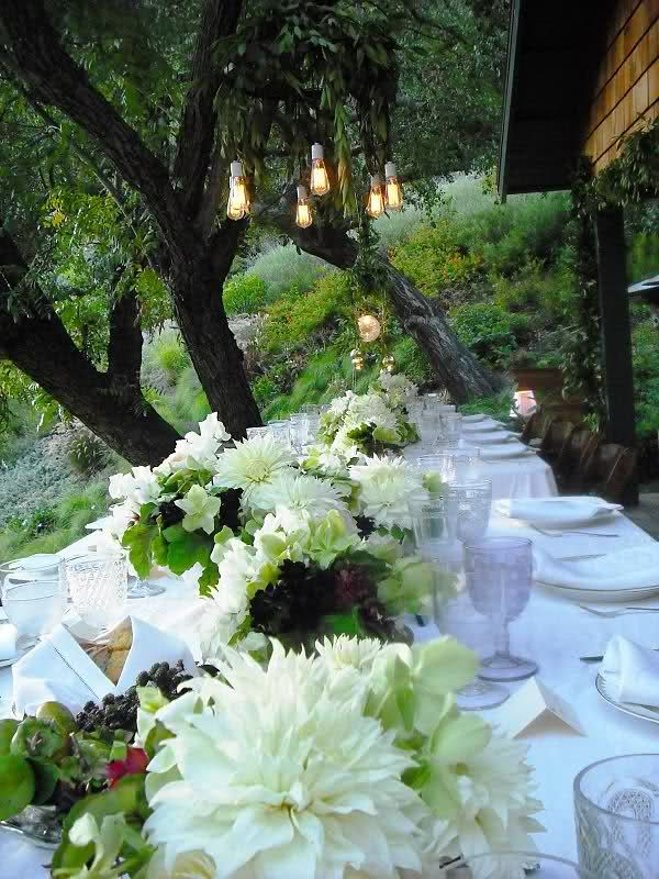 Wedding table decorations centerpieces