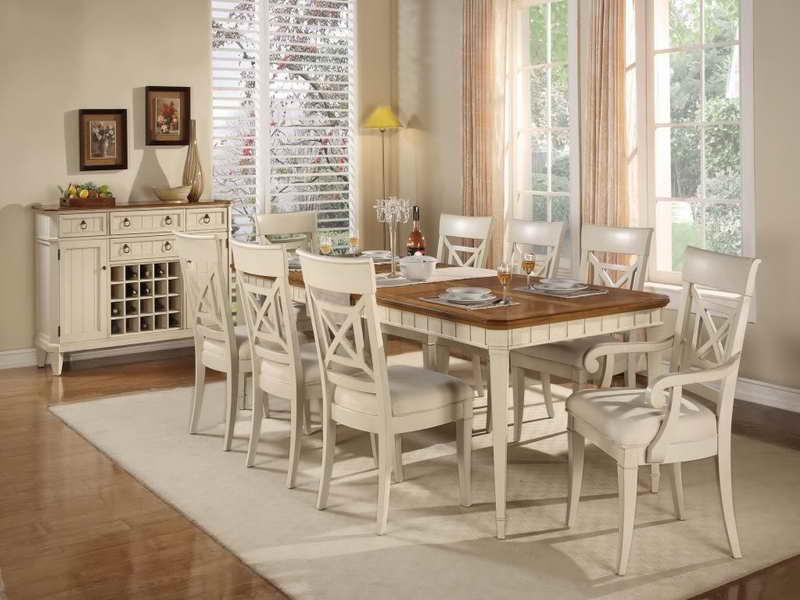 White dining room furniture uk