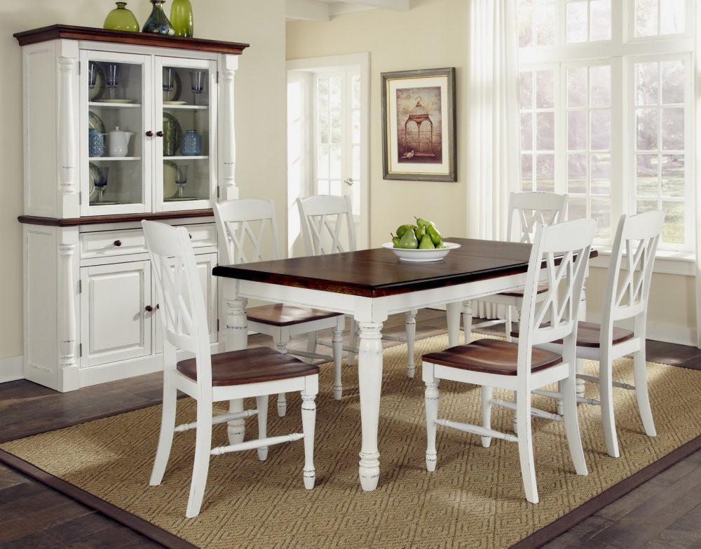 White gloss dining room furniture