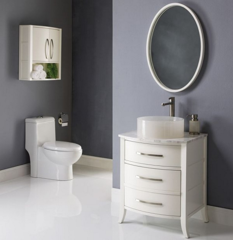 11 Amazing Oval Bathroom Mirrors