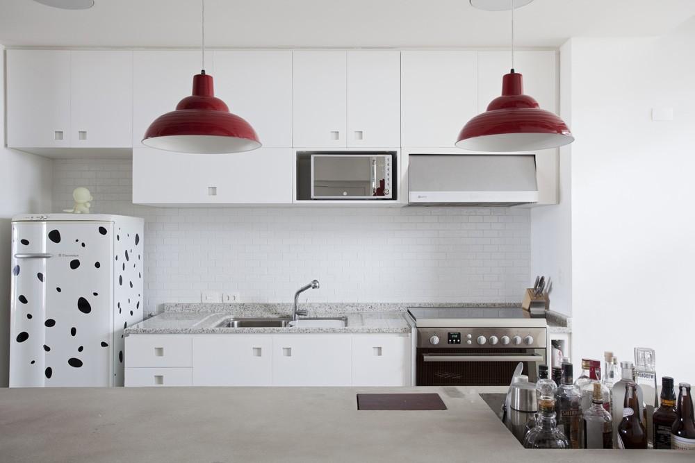 Apartment kitchen design ideas pictures