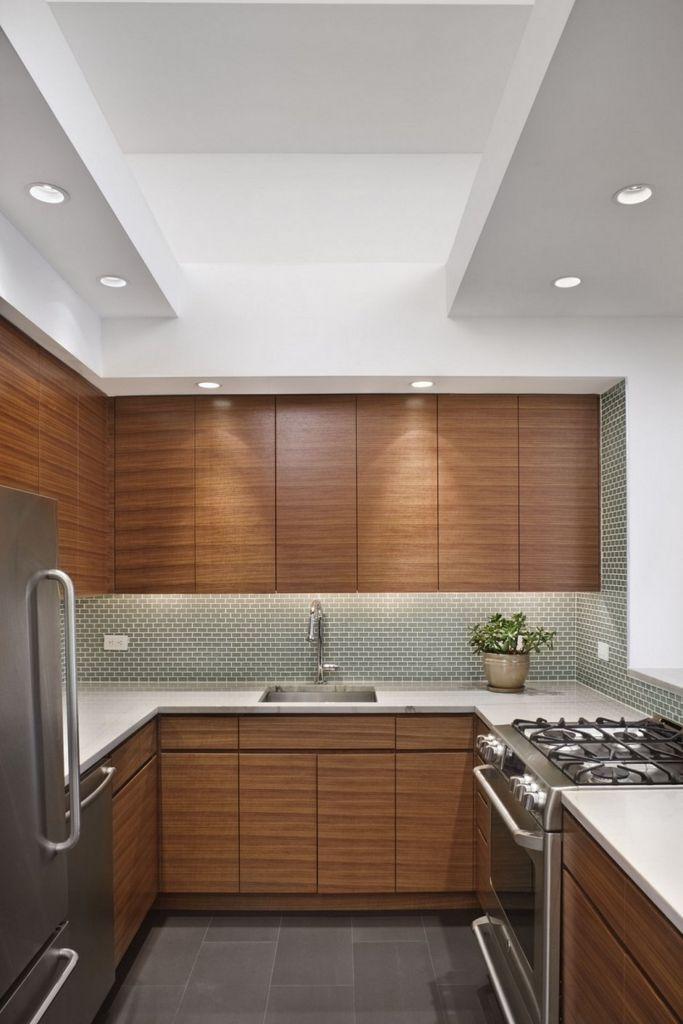 Apartment small kitchen design