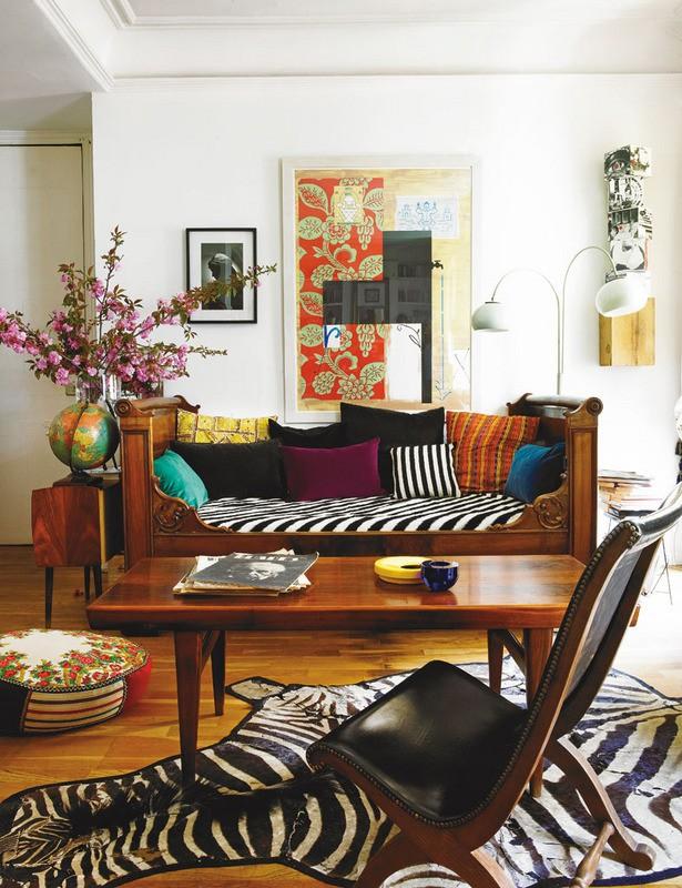 20 Wild Boho Home Decor Ideas