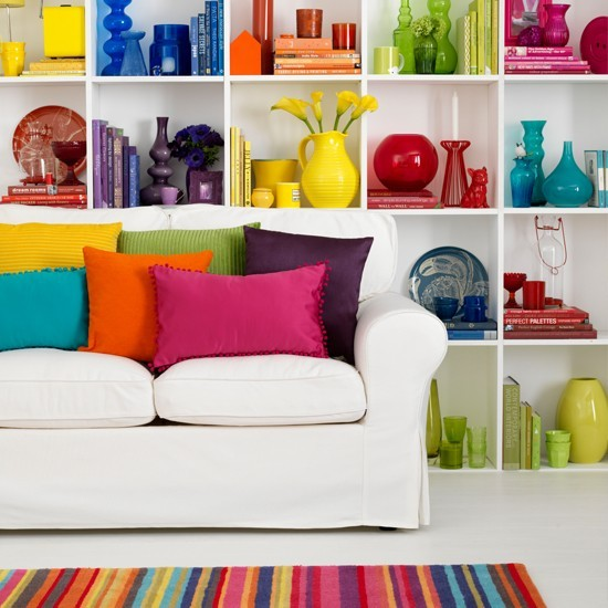 Top 10 Living Room Shelves Ideas