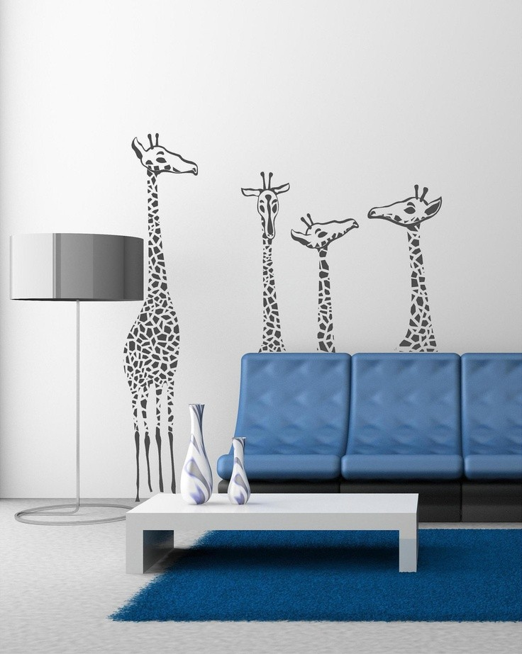 15+ Giraffe Home Decor Ideas