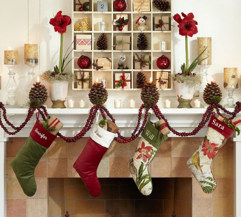 20 Holiday Home Decor Ideas