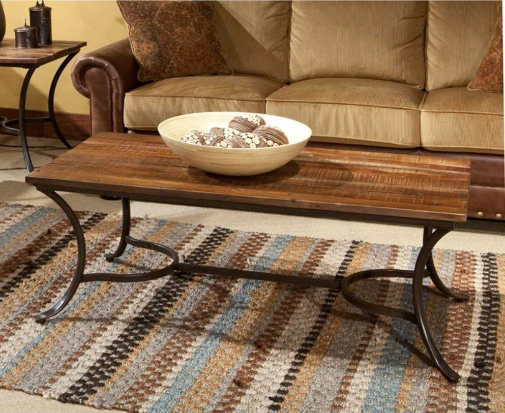 10 Great Rustic Coffee Table Ideas