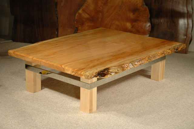 Unique rustic coffee tables