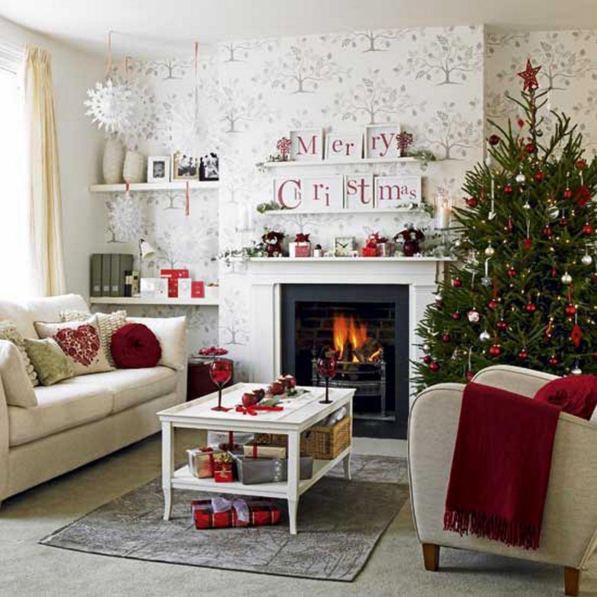Cozy living rooms