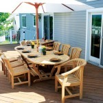 Patio Table And Chair Set