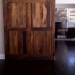 Sliding Barn Doors Interior