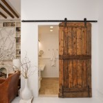 Sliding Barn Doors Interior Ideas