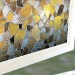 Stained Glass Window Clings