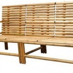 Bamboo Arm Chairs