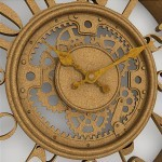 Decorative Wall Clocks Battery Operated