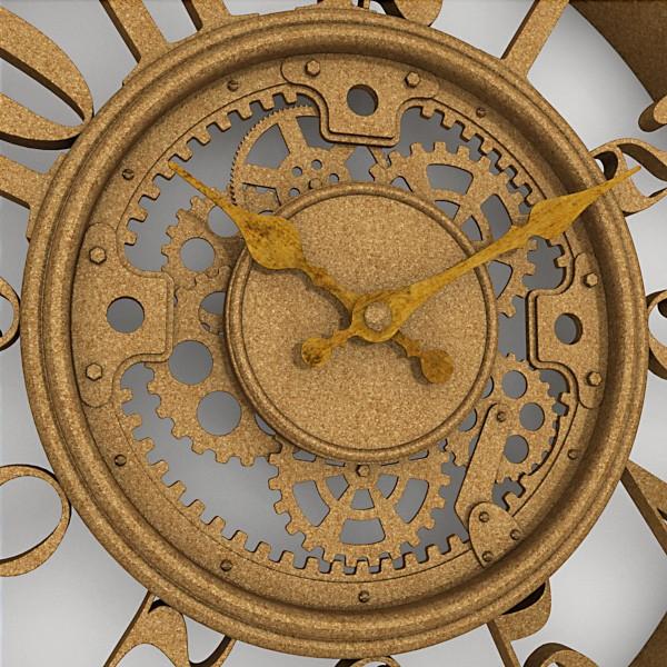 Decorative wall clocks battery operated