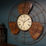 Decorative Wall Clocks For Bathroom