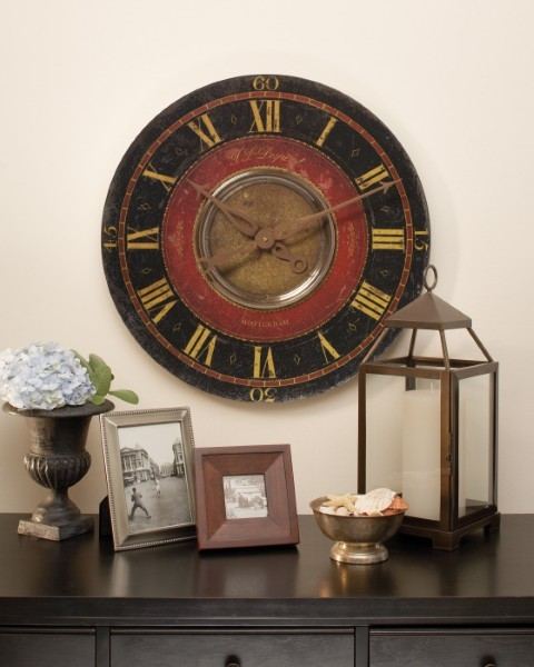 Decorative wall clocks for office