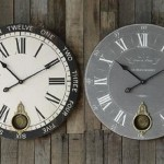 Decorative Wall Clocks Walmart