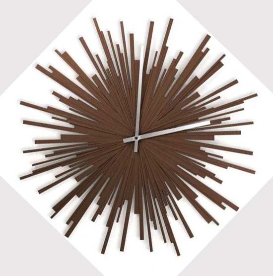 Decorative wall clocks with pendulum