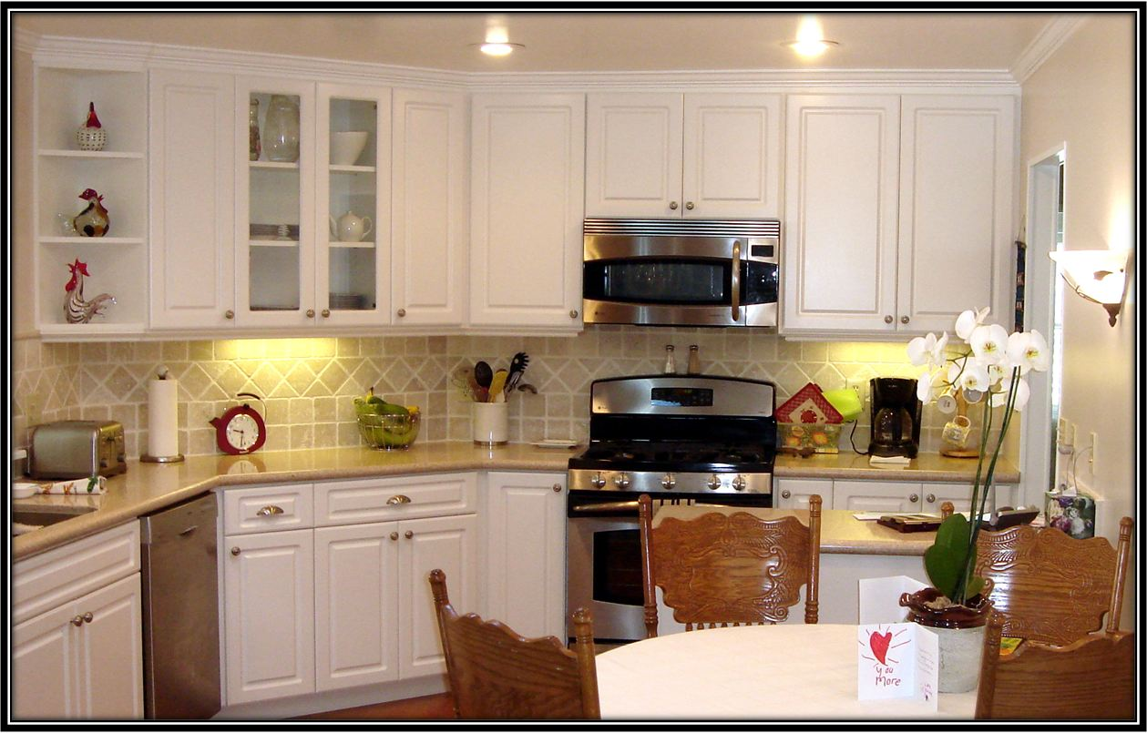 Kitchen Cabinet Refacing Cost | A Creative Mom