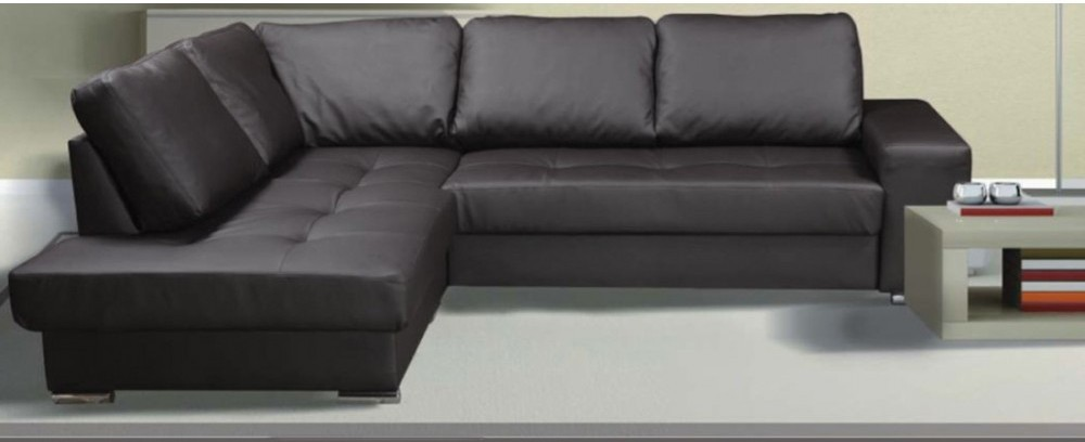 Leather sofa and loveseat1