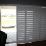 Sliding Door Blinds Between Glass