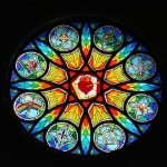Stained Glass Window Decals
