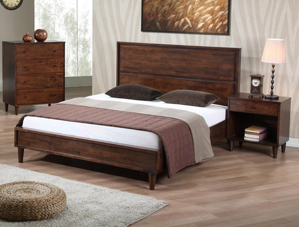Wooden Bed Sets