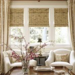 Bamboo Roman Shades Blackout