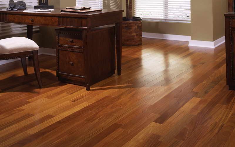Hickory wood floors hardness