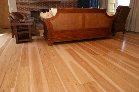 Hickory wood floors vs oak
